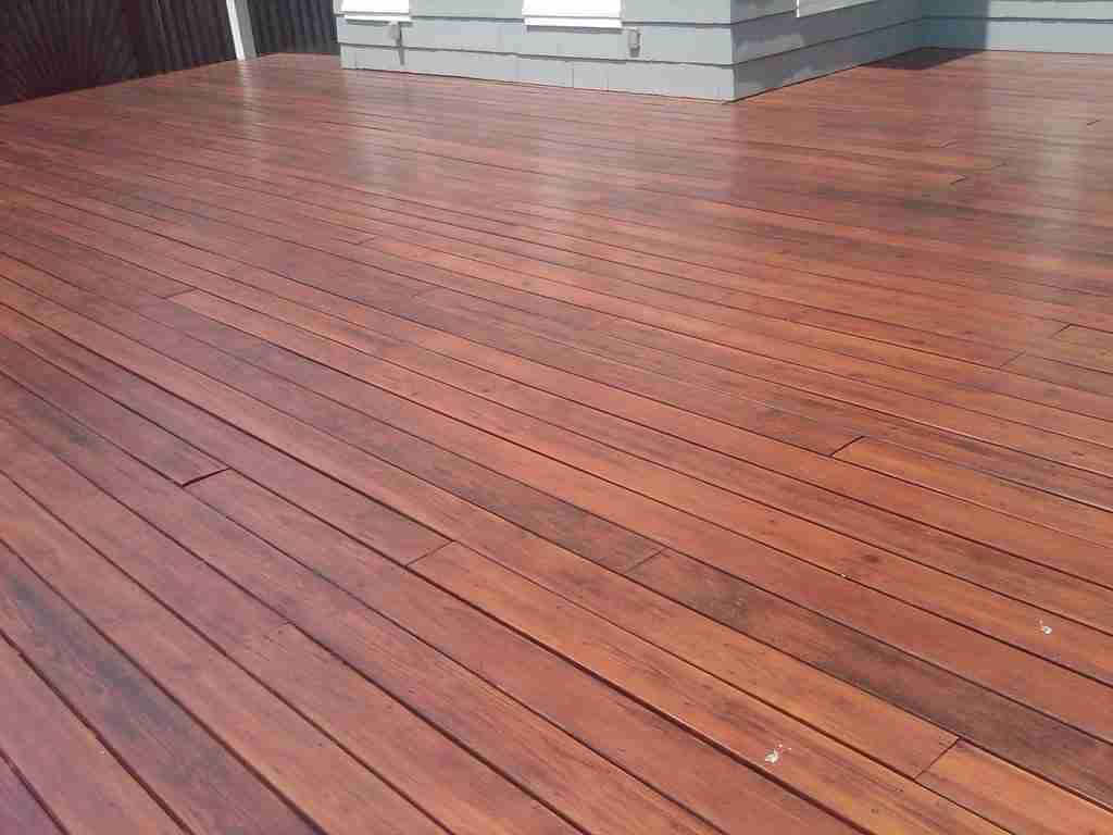 OKC residential deck